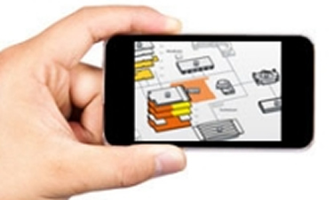Light+building 2014 smartphone app