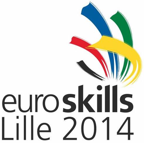 KNX suppoerts Euroskills Lille 2014