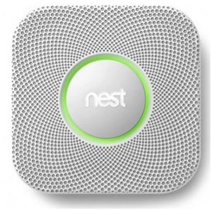 The Nest smoke alarm.
