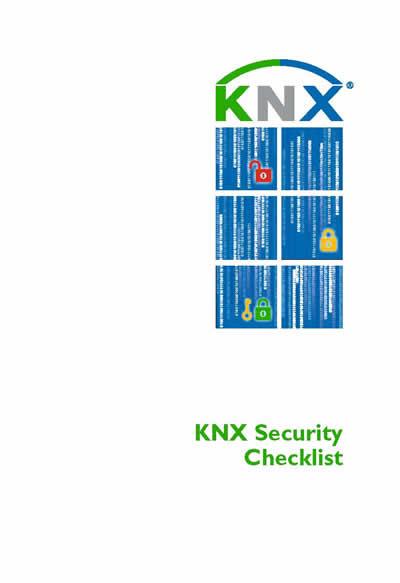 KNX Security Checklist