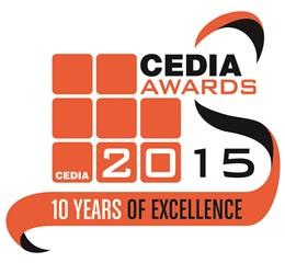 CEDIA Awards 2015