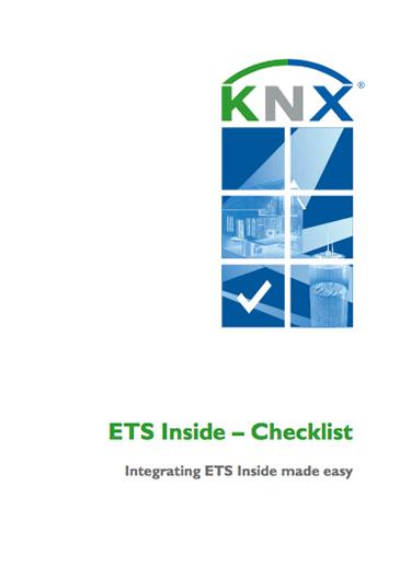 ETS Inside - Checklist