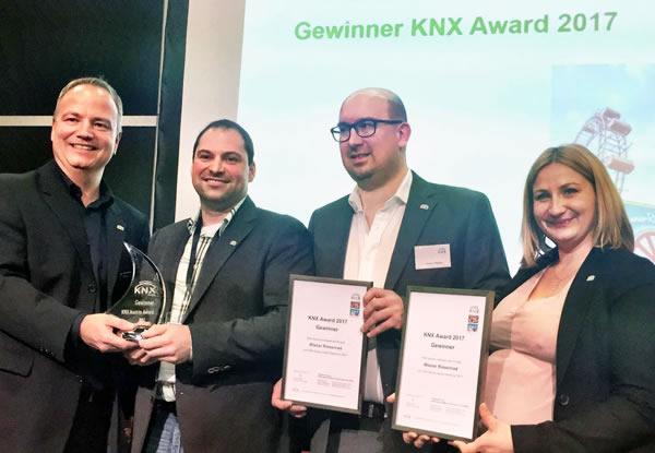 KNX Austria Award 2017, Salzburg, Austria