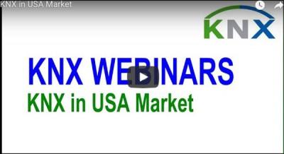 KNX in USA Market Webinar Video