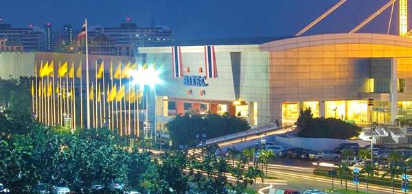 The Thai Building Fair took place at BITEC, Bangkok, 16 to 18 November 2017.
