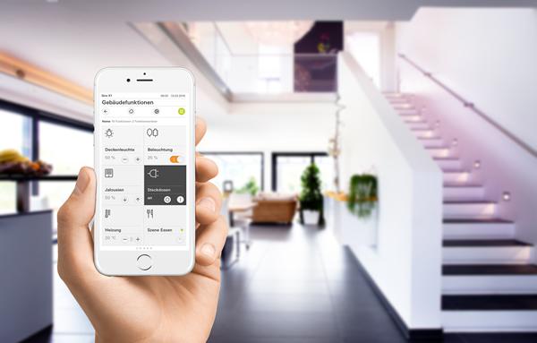 knx home automation avie home. Black Bedroom Furniture Sets. Home Design Ideas