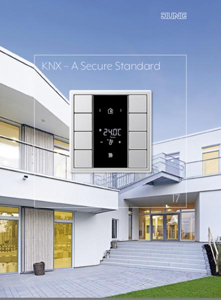 JUNG KNX - A Secure Standard Brochure