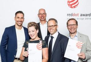 ABB Wins Red Dot Outstanding Design Awards