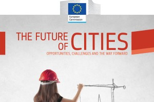 EU JRC The Future of Cities Report